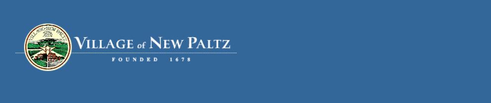 Village of New Paltz