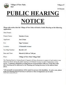 2016-03-08 Public Hearing Notice